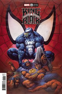 [King In Black #1 (Horley Hidden Gem Variant) (Product Image)]