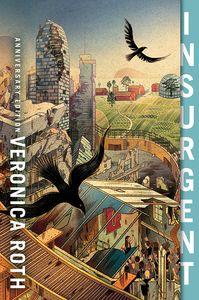 [Divergent Trilogy: Book 2: Insurgent (Product Image)]