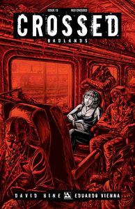 [Crossed: Badlands #15 (Red Crossed Variant) (Product Image)]