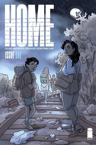 [Home #1 (2nd Printing) (Product Image)]