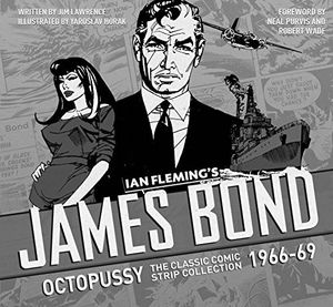 [The Complete James Bond: Octopussy: Classic Comic Strip Collection: 1966-69 (Product Image)]
