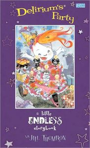 [Delirium's Party: A Little Endless Storybook (Hardcover - Titan Edition) (Product Image)]