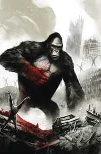 [Kong On Planet Of Apes #6 (Product Image)]
