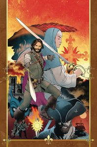 [Seven Swords #1 (Cover A Clarke) (Product Image)]