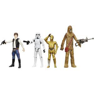 [Star Wars: Digital Collection: Action Figure Set: Episode IV: A New Hope (Product Image)]