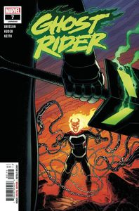 [Ghost Rider #7 (Product Image)]