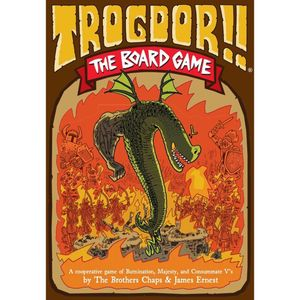 [Trogdor!! The Board Game (Product Image)]
