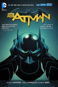 [Batman: Volume 4: Zero Year Secret City (N52) (Product Image)]