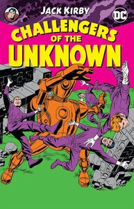 [Challengers Of The Unknown By Jack Kirby (Product Image)]
