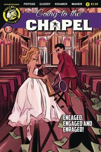 [Going To The Chapel #3 (Cover A Pearson) (Product Image)]