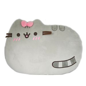 [Pusheen: Cushion: Embarrassed (Product Image)]