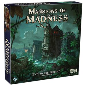 [Path Of The Serpent: Board Game: Mansions Of Madness (2nd Edition Expansion) (Product Image)]