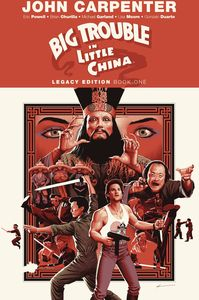 [Big Trouble In Little China: Legacy Edition: Volume 1 (Product Image)]