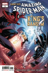 [Giant-Size: Amazing Spider-Man: Kings Ransom #1 (Product Image)]
