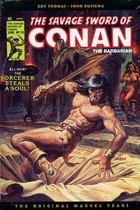 [Savage Sword Of Conan: The Original Marvel Years: Omnibus: Volume 4 (Norem DM Edition Hardcover) (Product Image)]