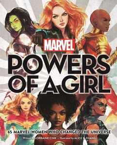 [Powers Of A Girl: 65 Marvel Women Who Changed The Universe (Hardcover) (Product Image)]