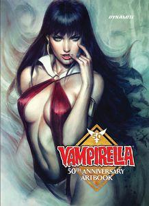 [Vampirella: 50th Anniversary Art Book (Hardcover) (Product Image)]