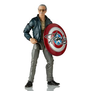 [Marvel: Marvel Legends Action Figure: Stan Lee (Product Image)]