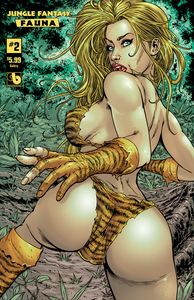 [Jungle Fantasy: Fauna #2 (Sultry Variant) (Product Image)]