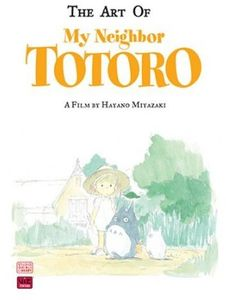 [The Art Of My Neighbor Totoro (Product Image)]