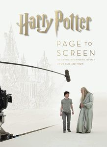[Harry Potter: Page To Screen: Updated Edition (Hardcover) (Product Image)]
