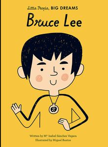 [Little People, Big Dreams: Bruce Lee (Hardcover) (Product Image)]