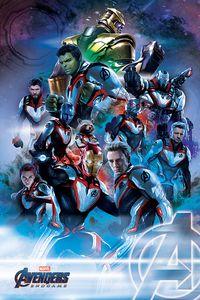 [Avengers: Endgame: Poster: Quantum Realm Suits (Product Image)]