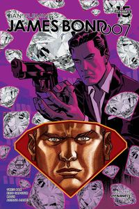 [James Bond 007 #9 (Cover A Johnson) (Product Image)]