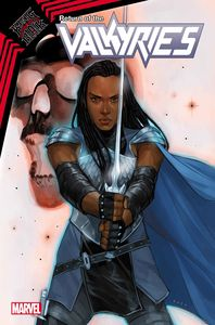 [King In Black: Return Of Valkyries #1 (Noto Profile Variant) (Product Image)]