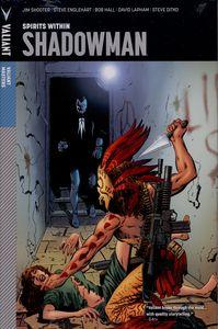 [Valiant Masters: Shadowman: Volume 1: Spirits Within (Hardcover) (Product Image)]