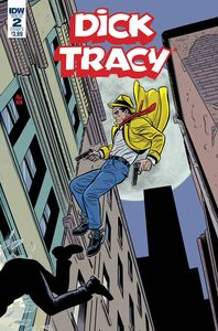 [Dick Tracy: Dead Or Alive #2 (Cover A - Allred) (Product Image)]