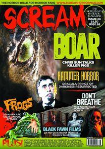 [Scream Magazine #39 (Product Image)]