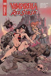 [Vampirella/Red Sonja #9 (Castro Bonus Variant) (Product Image)]