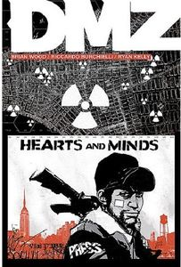 [DMZ: Volume 8: Hearts And Minds (Titan Edition) (Product Image)]