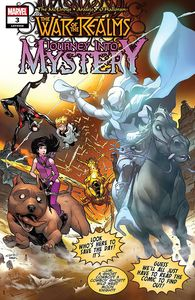 [War Of The Realms: Journey Into Mystery #3 (Product Image)]