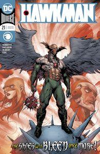 [Hawkman #21 (Product Image)]
