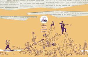 [Jim Henson's Tale Of Sand: Box Set (Hardcover) (Product Image)]