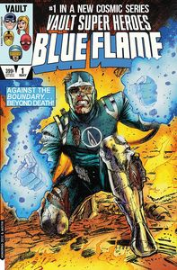 [Blue Flame #1 (Cover D Pace Variant) (Product Image)]