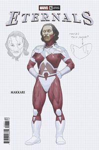 [Eternals #6 (Ribic Design Variant) (Product Image)]