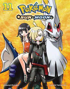 [Pokémon: Sun & Moon: Volume 11 (Product Image)]