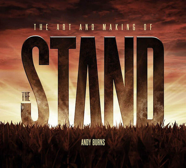 [The cover for The Art & Making Of The Stand (Hardcover)]