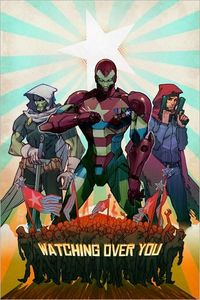 [Avengers: The Initiative: Dreams & Nightmares (Hardcover) (Product Image)]