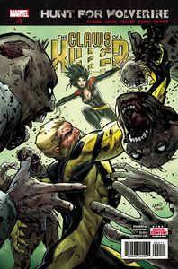 [Hunt For Wolverine: Claws Of Killer #2 (Product Image)]