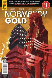 [Hard Case Crime: Normandy Gold #1 (Cover D Chamberlain) (Product Image)]