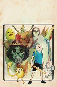 [Adventure Time Comics #20 (Product Image)]