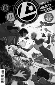 [Legion Of Super Heroes #8 (Product Image)]