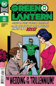[Green Lantern: Season 2 #9 (Product Image)]