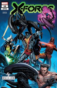[X-Force #16 (Larroca Marvel Vs Alien Variant) (Product Image)]