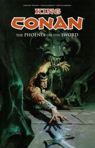 [King Conan: The Phoenix On The Sword (Product Image)]