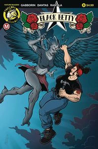 [Black Betty #8 (Cover A Dantas) (Product Image)]